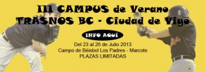 III Campus de verano Trasnos